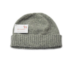 Ladies 3 ply Cashmere Hat Flannel