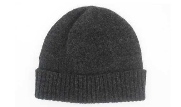 Ladies Lambswool Beanie Hat
