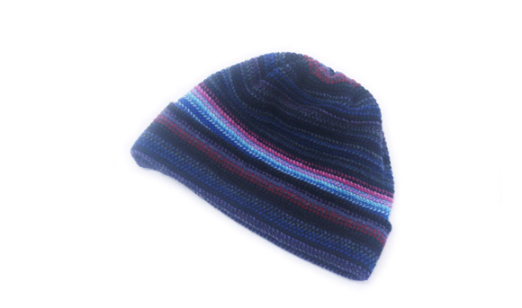 2Ply Ladies Lambswool Hat 40