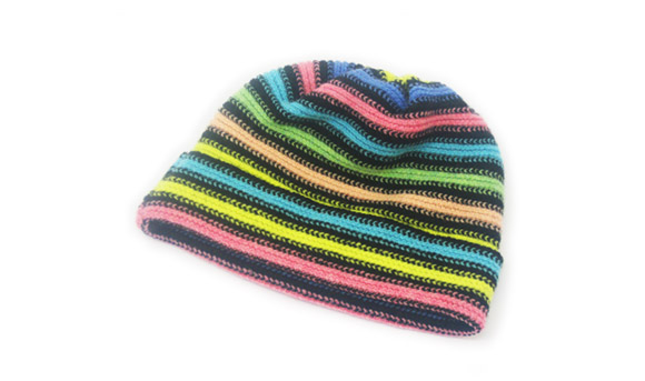 2Ply Ladies Lambswool Hat 47