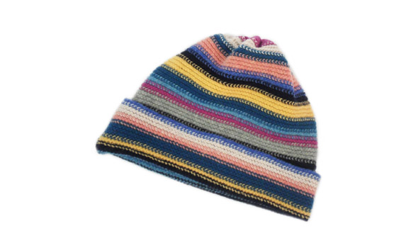 Mens Lambswool Hat 57