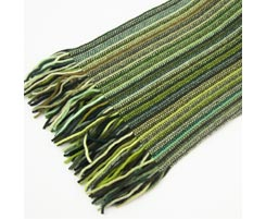 Ladies 2 Ply Lambswool Scarf 2