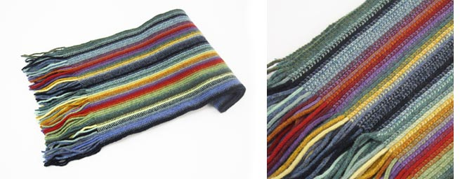 Mens Lambswool Scarf 4
