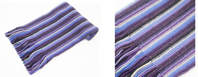 Mens Lambswool Scarf 16