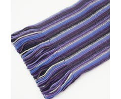 Ladies 2 Ply Lambswool Scarf 16