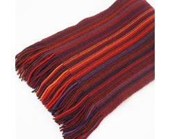 Ladies 2 Ply Lambswool Scarf 33