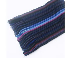Ladies 2 Ply Lambswool Scarf 40