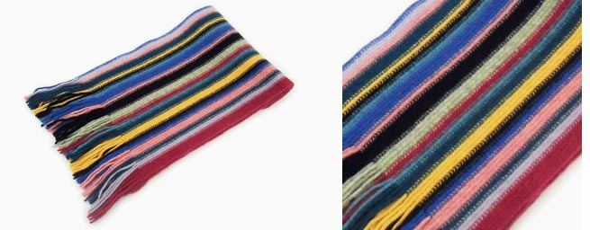 Mens Lambswool Scarf 57