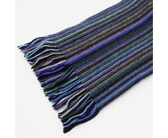 1 Ply Mens 100% Cashmere Scarf 4