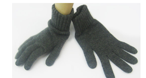 Mens Lambswool Glove Derby